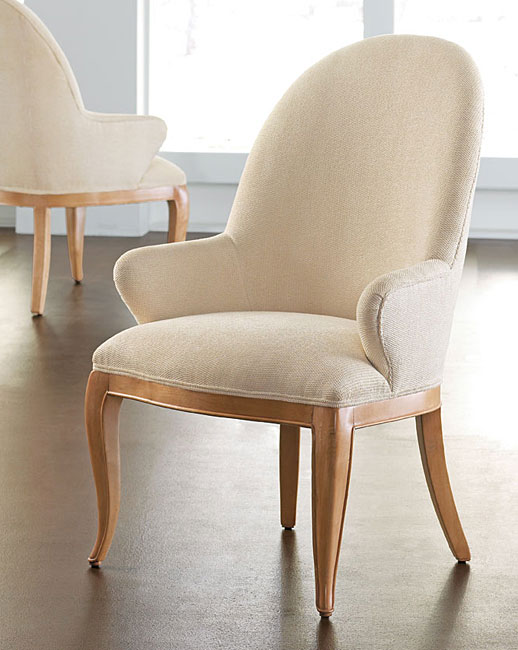 Thomasville Bogart Luxe Ciro's Chairs (Set of 2)