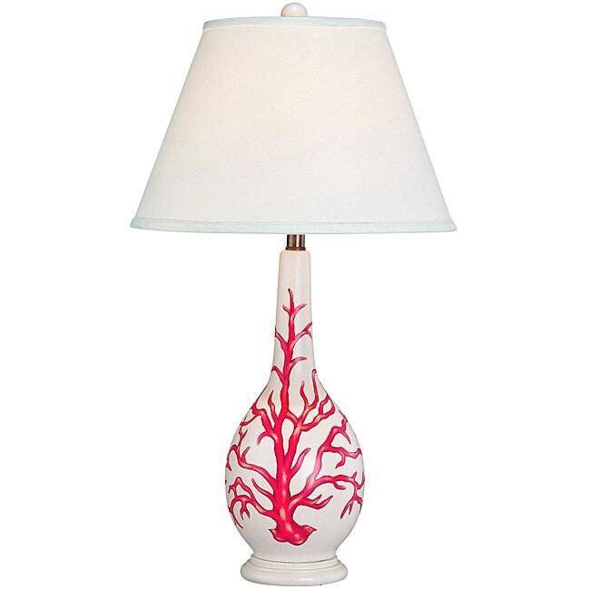 Coral Reef Lamp