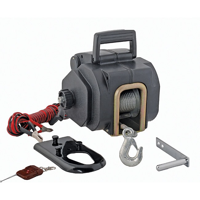 Road Xpedition 3500 Pound Electric Winch Free Shipping Today 3545634