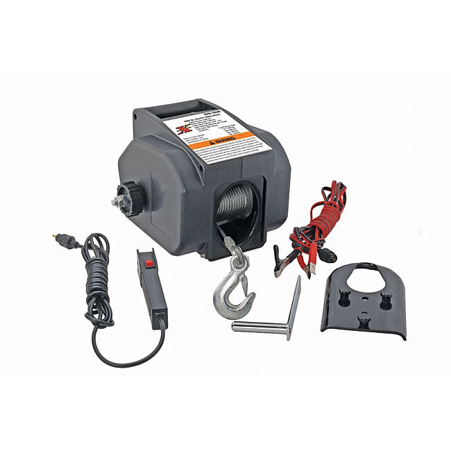 Road Xpedition 2000 Pound Electric Winch Free Shipping Today 3545638