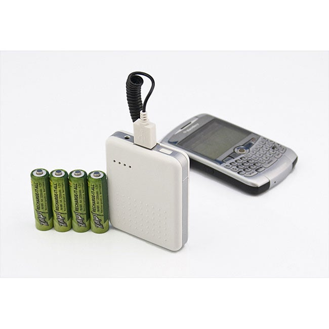 Universal AA Battery Charger for Cell Phones