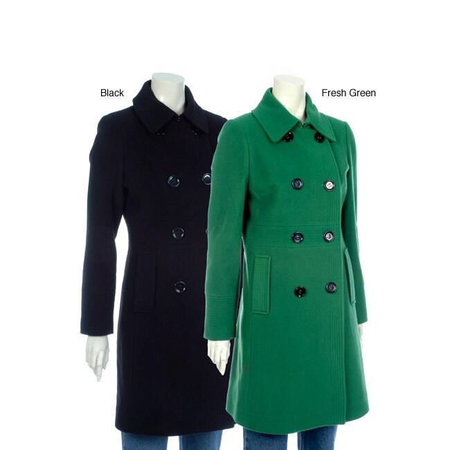 Shop Tommy Hilfiger Women S Princess Wool Coat Free