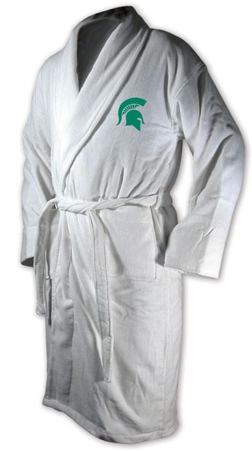 Michigan State Spartans Team Robe