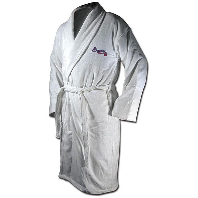 Atlanta Braves MLB Diamond Collection Robe