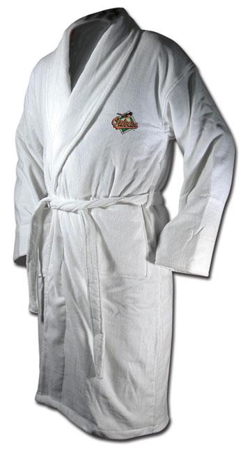 Baltimore Orioles MLB Diamond Collection Robe