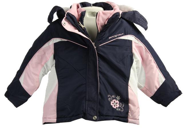 Zero Xposur Girl's System Jacket
