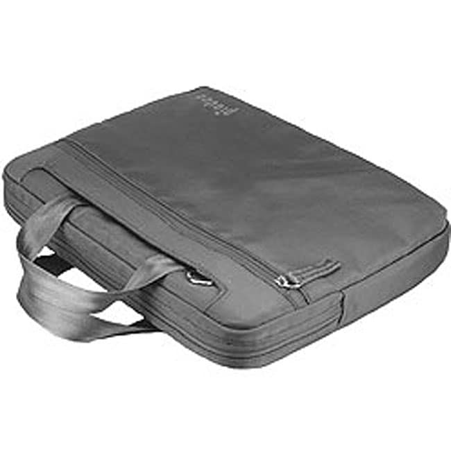 Shop Pinder Thin Extra Small Silver Laptop Bag - Free Shipping On ... c0d07ba23c34