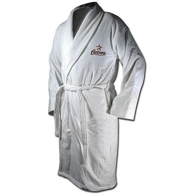 Houston Astros MLB Diamond Collection Robe