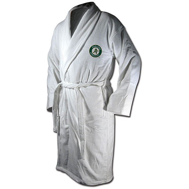 Oakland Athletics MLB Diamond Collection Robe