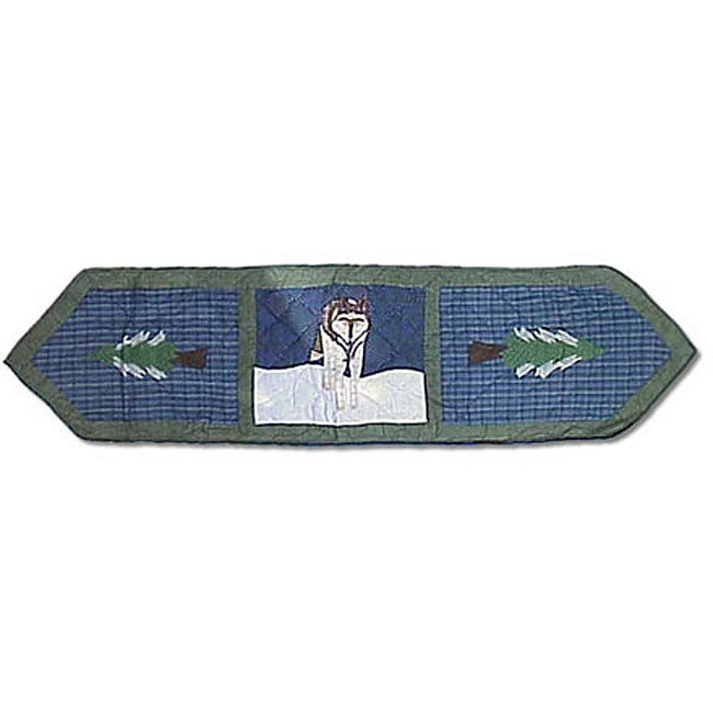 Wolf 72-inch Table Runner