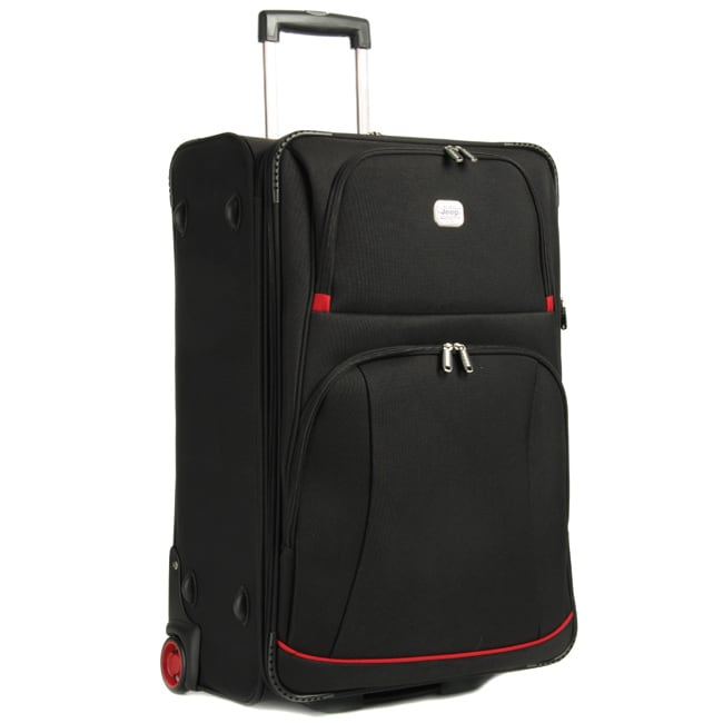 Livestrong Treadmill Ls10 0t Manual: Shop Jeep Summit 28-inch Upright Rolling Luggage