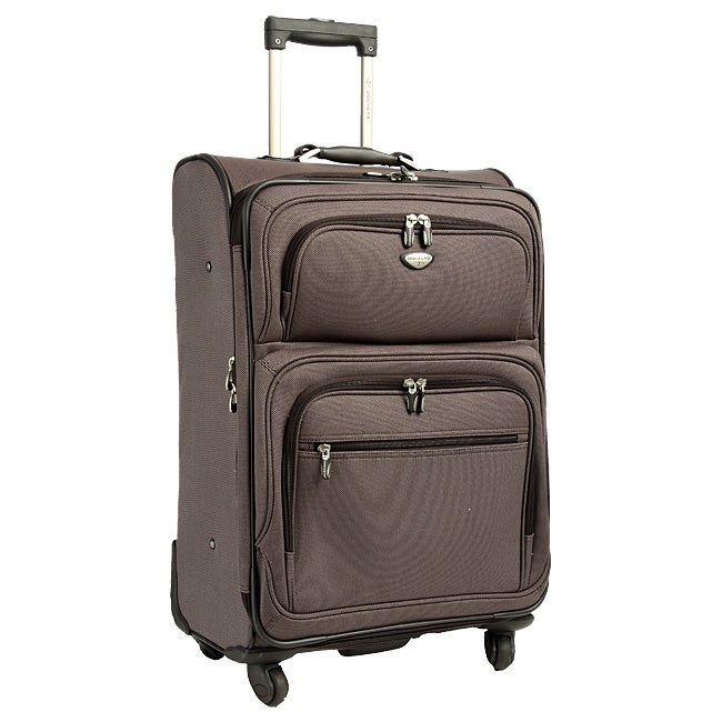 Dockers 25 Inch Rolling Upright Luggage Free Shipping