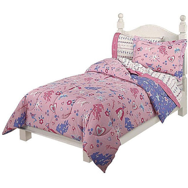 Princess Party Full-size Bed in a Bag