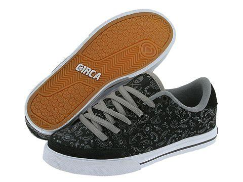 Circa Lopez 50 Black/Grey Paisley