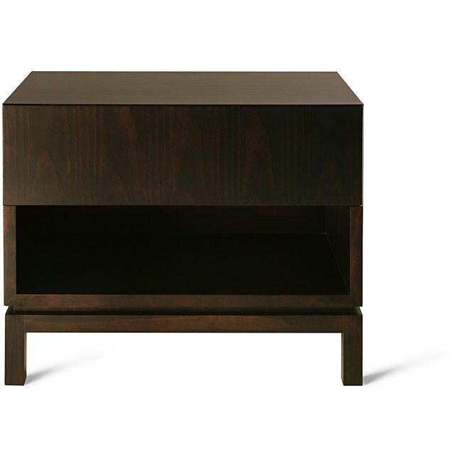 Hidden Drawer Side Table