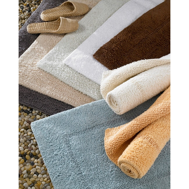 Organic Cotton Bath Rug (21 in. x 36 in. )