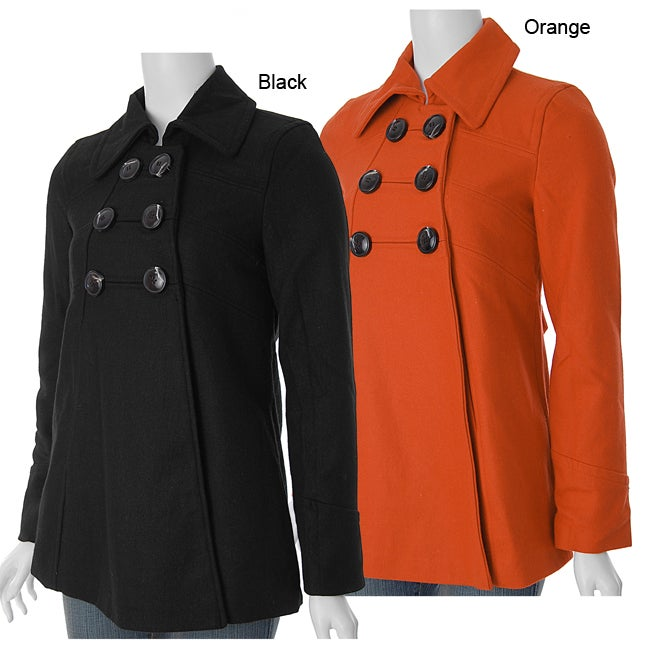 Pea Coat For Juniors - Tradingbasis