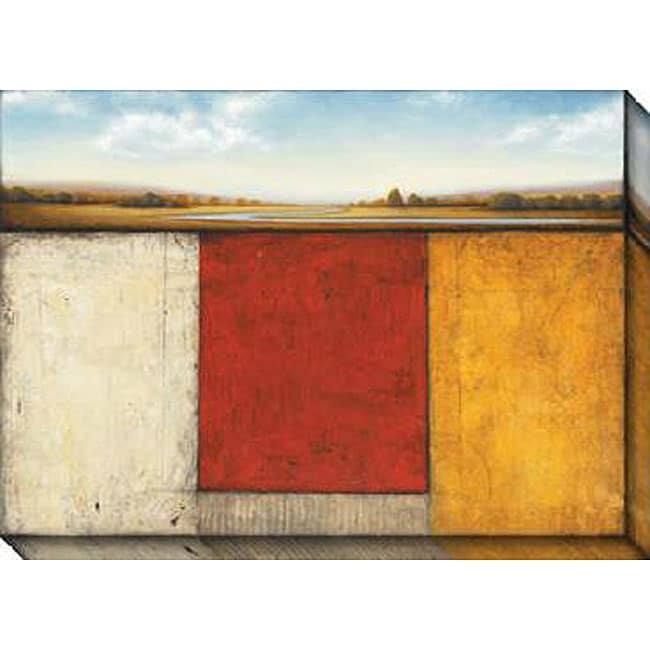 Gallery Direct St. John 'Time Passenger I' Gallery-wrapped Canvas Art