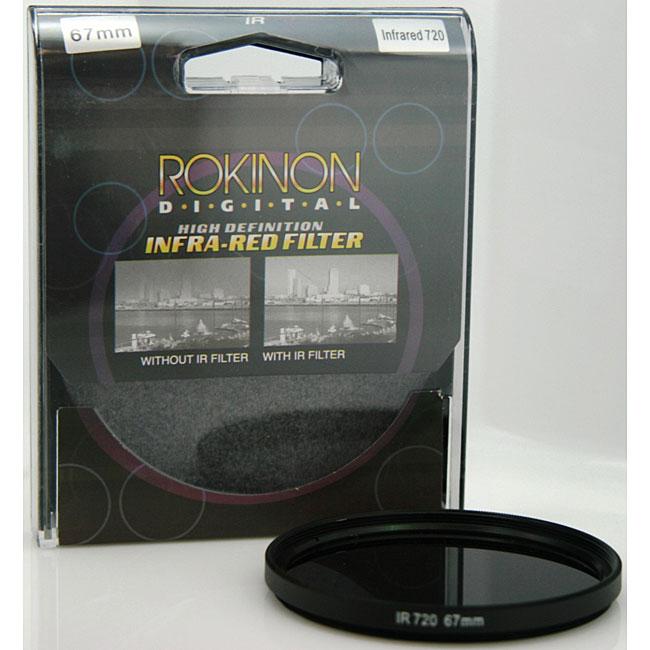 Rokinon IR67 67mm HD Infrared Filter