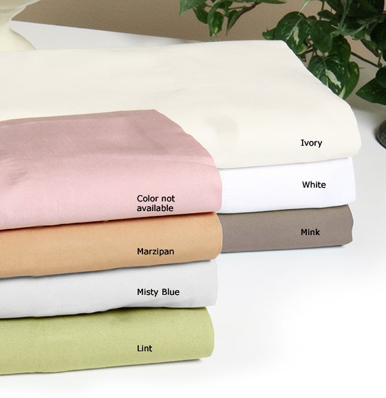 Hotel Fine Linens 600 Thread Count Sheet Set
