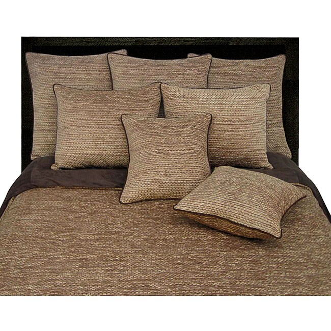 Shop Jackson King Brown Duvet Cover Free Shipping Today