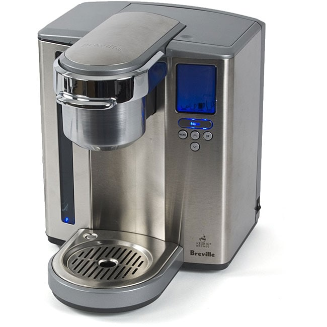 Breville BKC600XL K-Cup Coffee Machine (Refurbished) - Free Shipping Today - Overstock.com ...