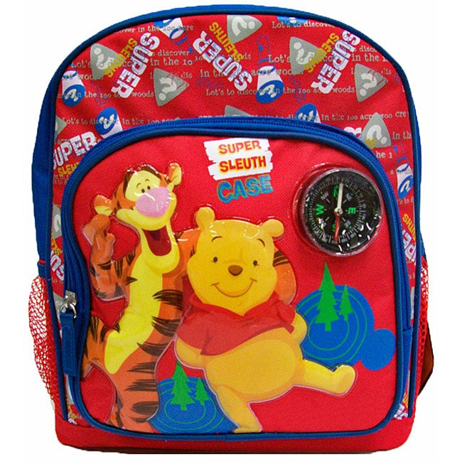 11dc133ad799 Shop Disney s Winnie the Pooh Toddler Backpack - Free Shipping On Orders  Over  45 - Overstock - 3653571