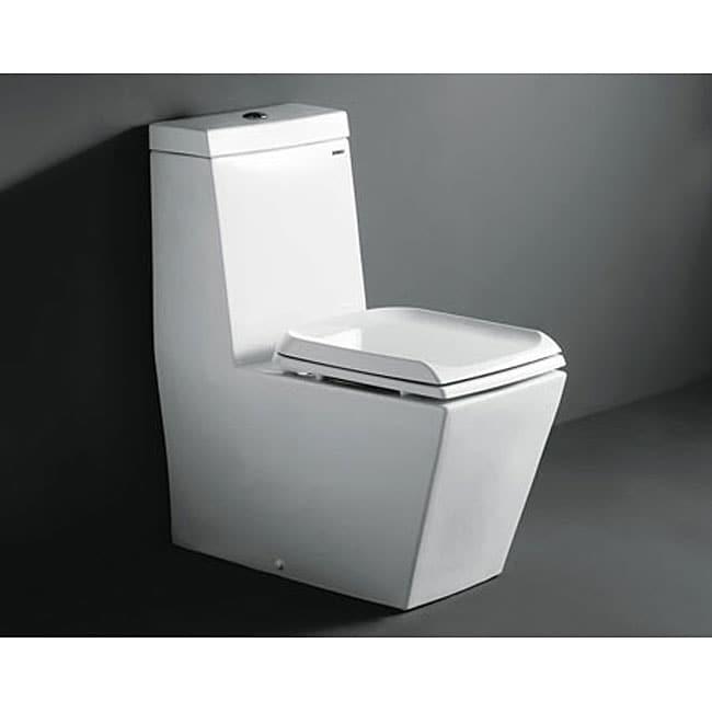 Royal Ssww 1012 Dual Flush 1 Piece Toilet Free Shipping