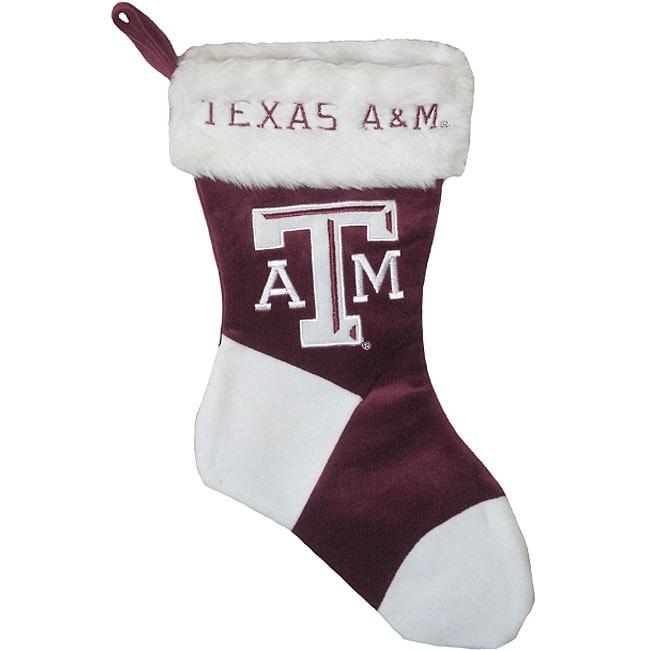 Texas A&M Aggies Christmas Stocking