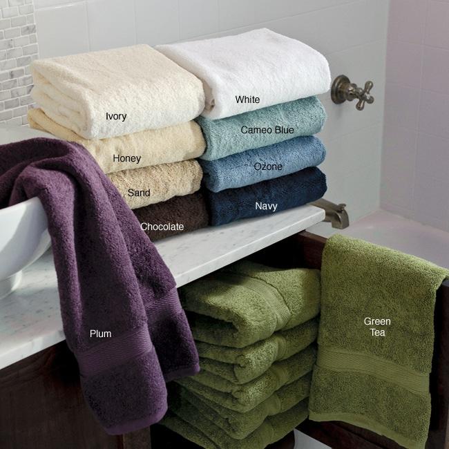 Supreme 800-gram Cotton Hand Towels (Set of 6)