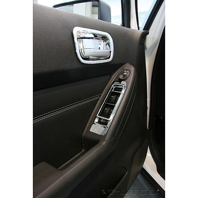 Interior Chrome Trim Kit for 2005-2008 Hummer H3
