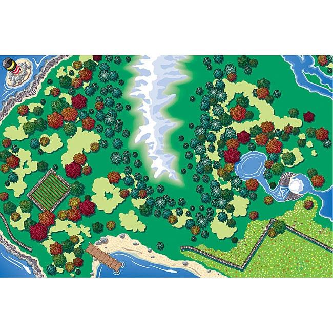 Thomas and Friends Island Adventure Playboard