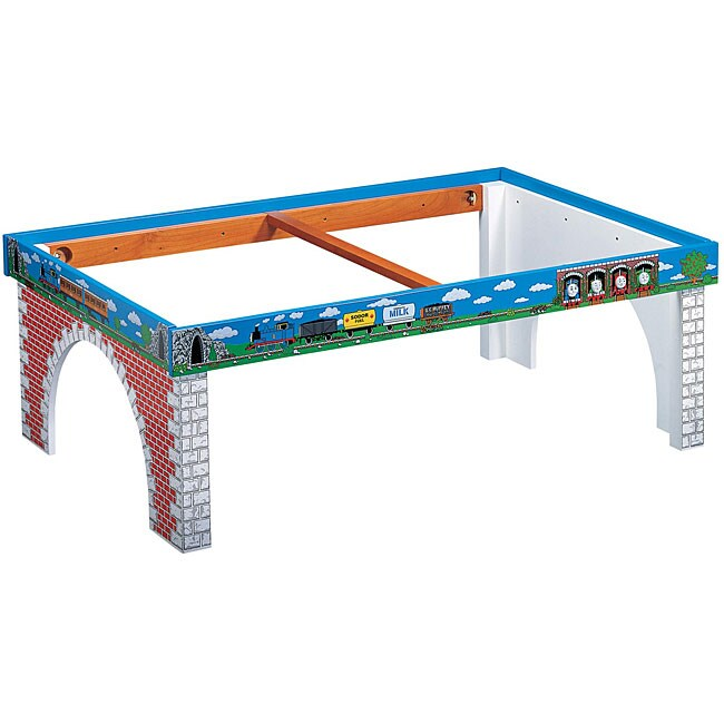 Island of Sodor Wooden Play Table