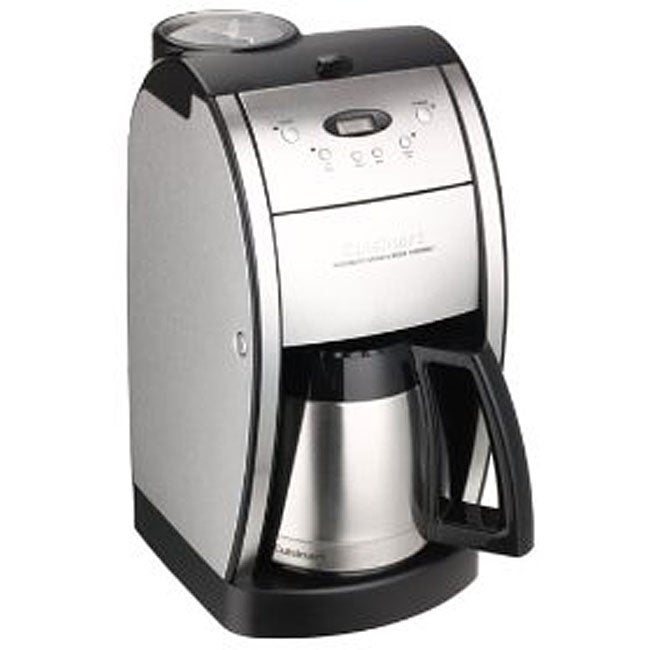 Cuisinart Coffee Maker Quit Brewing : Cuisinart DGB-600BCFR Grind & Brew Thermal Coffeemaker (Refurbished) - Free Shipping Today ...