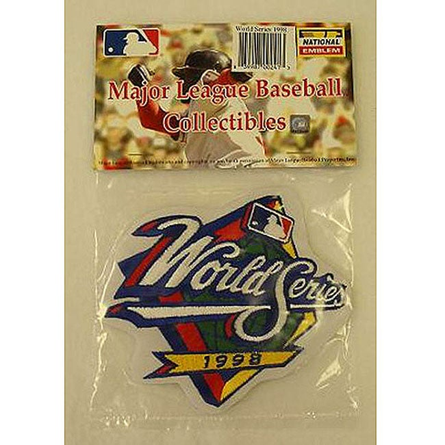 1998 World Series Patch