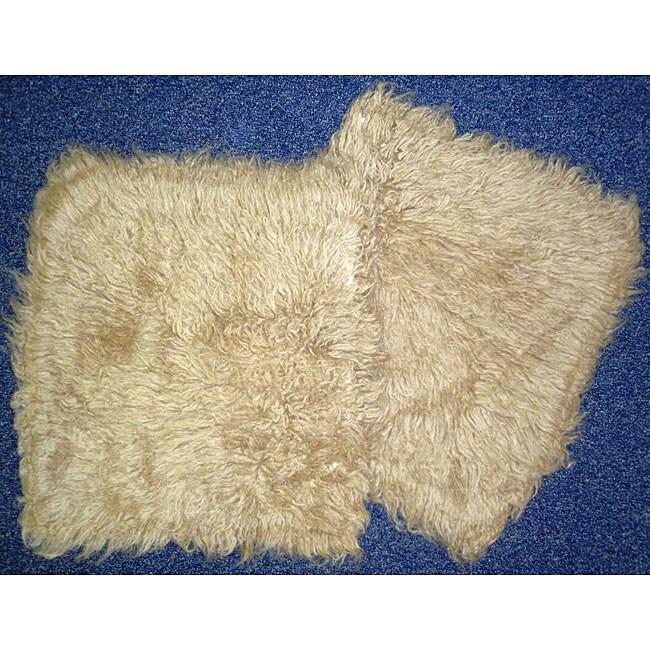 Flokati Pillow Covers (Set of 2)