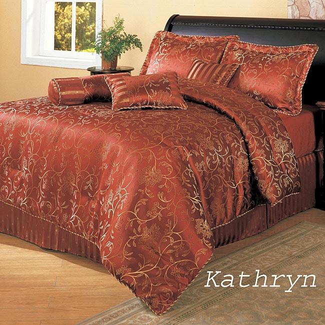 Kathryn 7-piece Comforter Set