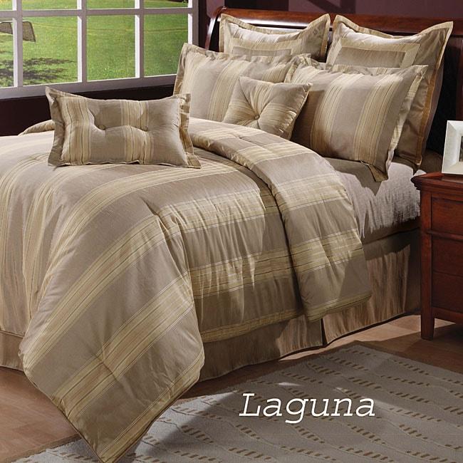 Laguna 8-piece Comforter Set