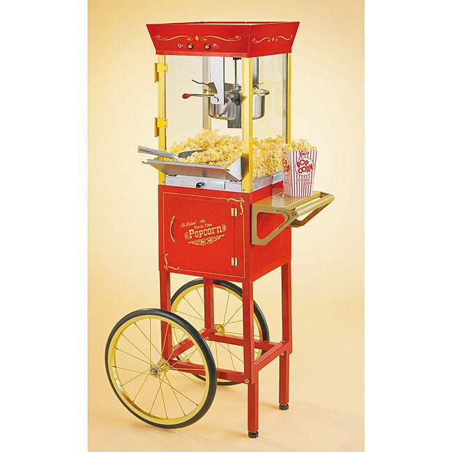 Circus Cart Popcorn Maker (Refurbished)