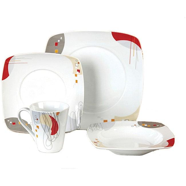 Vista Alegre 16-piece Dinnerware Set