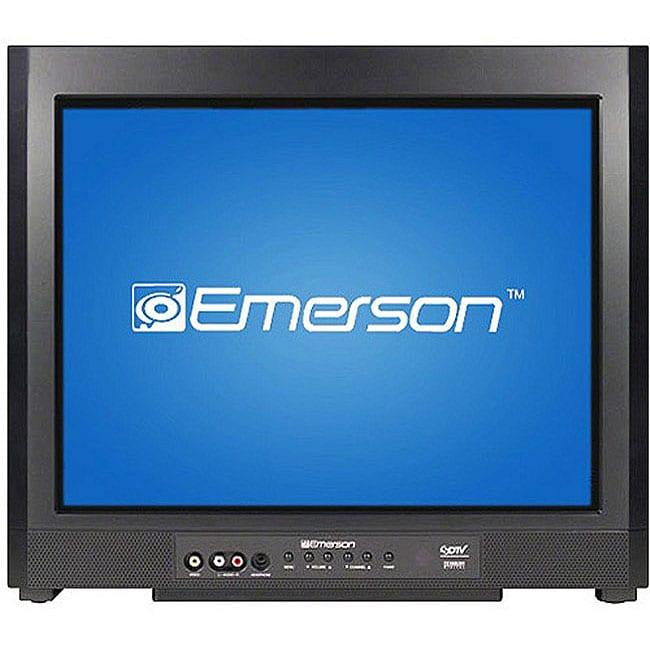 Emerson CR202EM9 20-inch Pure Flat Tube TV (Refurbished)