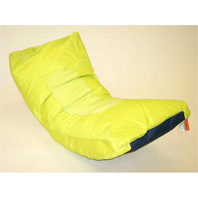 Video Rocker Lime Green Nylon Chair