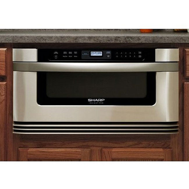 Sharp 30 Inch Microwave Drawer Free Shipping Today