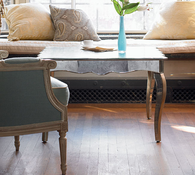 Shop Drexel Heritage Belle Maison Mirror Table Free Shipping Today