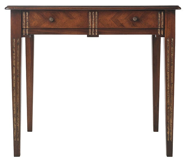 Shop Drexel Heritage Belle Maison Lamp Table Free Shipping Today