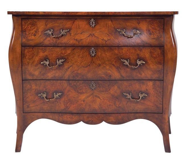Drexel Heritage Compositions Brooke Bombay Chest
