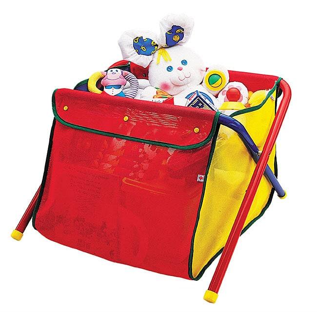 Hoohobbers Primary Mesh Folding Toybox