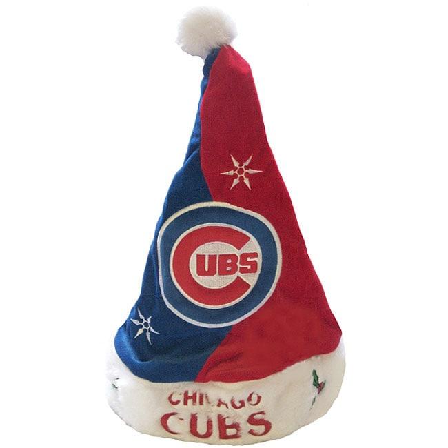 Excellent Chicago Cubs Santa Hat Pabps2019 Chair Design Images Pabps2019Com