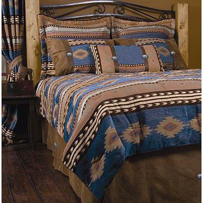 Sierra Twin-size 5-piece Bedding Set