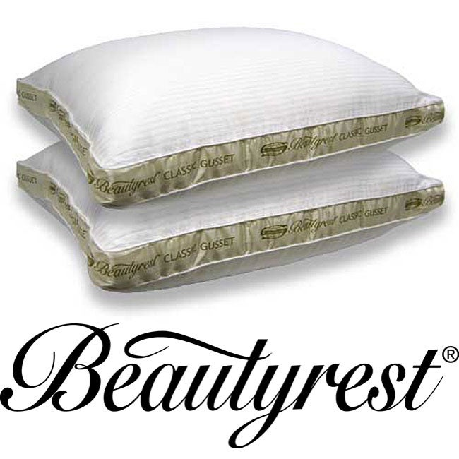 Beautyrest Pima Bed Pillow Set